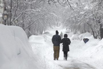 50 States' Biggest Snow Days