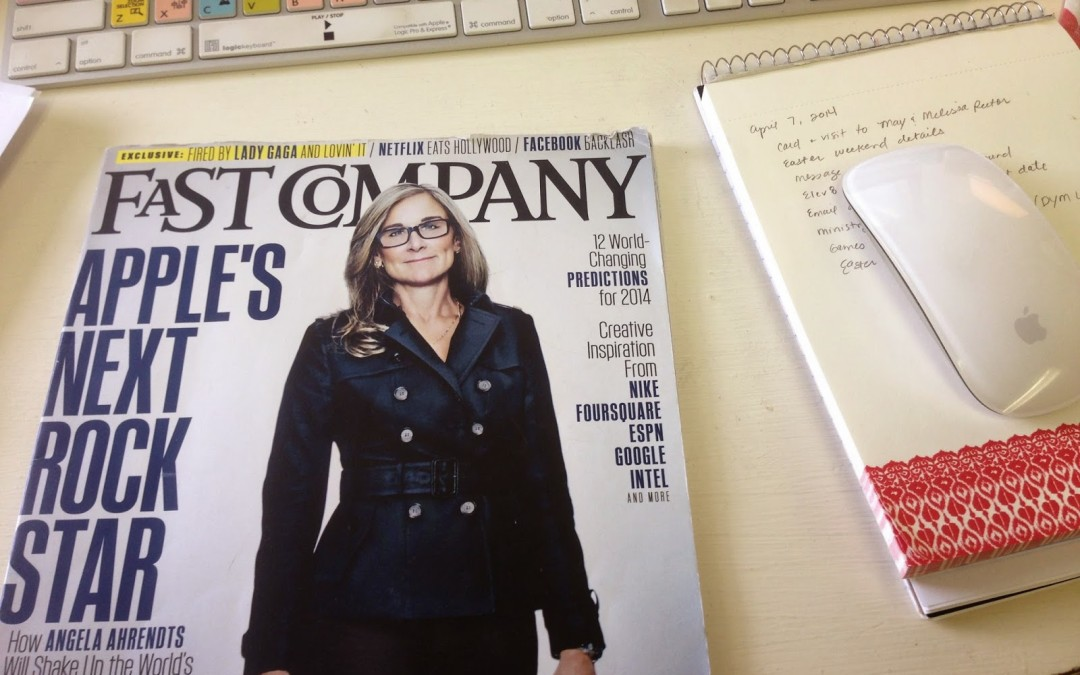 How Angela Ahrendts Is Leading Me In Youth Ministry    10 Leadership Qualities