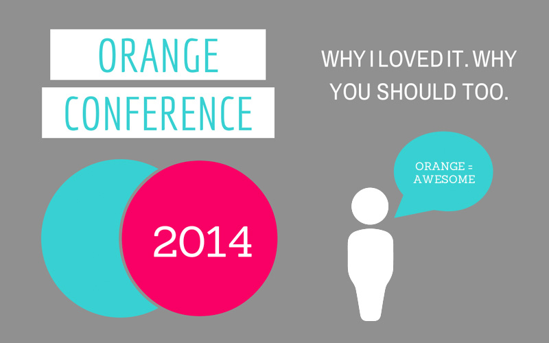 Orange Conference 2014