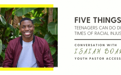 5 Things Teenagers Can Do